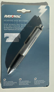 Rayovac Hearing Aid Battery Magnet Stick