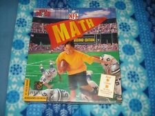 Nfl Math - w/ Nfl Math Super Bowl Ring (1996, Cd-Rom) Ages 8 to 12 - Sealed New