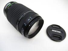 SMC Pentax-DA 55-300mm 1:4-5.8 ED Camera Lens Pentax and Samsung Digital SLR Cam