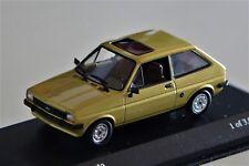 Ford fiesta 1976 1:43 Minichamps nuevo & OVP 400085100