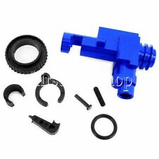 Airsoft 5KU CNC Aluminum Hop Up Chamber for M-Series AEG Blue