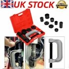10pc Ball Joint Press Service Kit Remover Separator 4x4s Adaptor 4 in 1 Tool