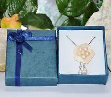 Modeschmuck-Halsketten & -Anhänger aus Perlen mit Perlmutt-Hauptstein für Damen