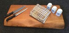 James Martin oak chopping board large Heavy Butchers Block kitchen 3 Inch thick