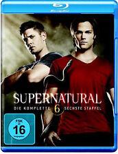 Supernatural - Saison 6  Blu Ray NEUF #