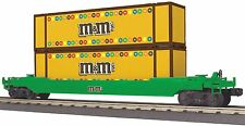 30-76391 MTH M&M's Husky Stack Car