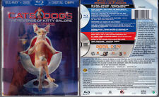 Blu-ray CATS & DOGS Revenge of Kitty Galore Lenticular SLIPCOVER Region Free OOP