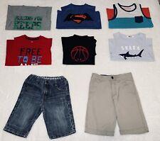 BOYS | Summer Clothing | lot bundle | Shorts, Pants, T-Shirt | Size 6/7
