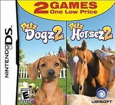 Petz: Horsez  ( Nintendo DS ) Lite Dsi 2ds 3ds xl pets horses - Tested And Works