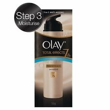 BEST PRICE! OLAY TOTAL EFFECTS 7 IN ONE DAY CREAM SENSITIVE 50G DISCOUNT CHEMIST