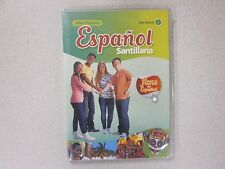 Espanol Santillana High School 2 Video Program DVD New 1616053526