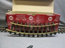 LGB G Scale 11000 Curved Track 12 Sections Very Clean