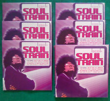 BOX 5 CD Compilation Soul Train RUFUS THOMAS SLY & THE FAMILY STONE no lp mc(C1)