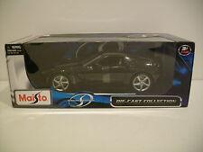 NIB 1:18 Scale Special Edition Black 2014 Corvette Stingray Die-cast By Maisto