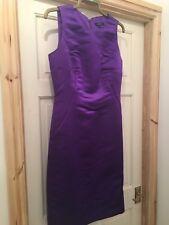 Purple Linea Dress Size 12