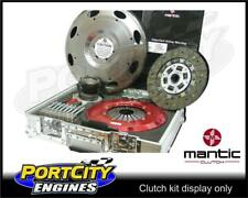 Mantic 9000 Twin Ceramic Plate Clutch Kit Holden Commodore V8 VT VY VZ LS1 5.7L