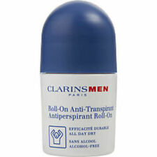 Clarins Men Anti Perspirant Roll On ( Alcohol Free ) --50ml/1.7oz For Men