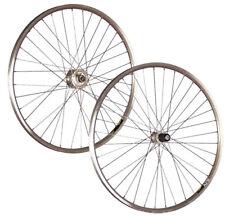 Taylor Wheels 28 Zoll Laufradsatz Mavic A319 Shimano Alfine Dynamo XT 770 silber