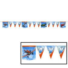 Hallmark Party Disney Planes Birthday 6' Flag Banner Supplies Decorations