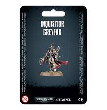 Inquisitor Greyfax Games Workshop Warhammer 40.000 40k Inquisición Imperium