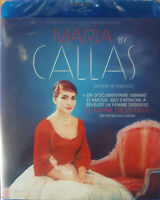 MARIA BY CALLAS BLU RAY  NEUF SOUS CELLOPHANE