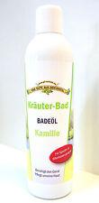 Kräuter-Bad Badeöl Kamille 500ml