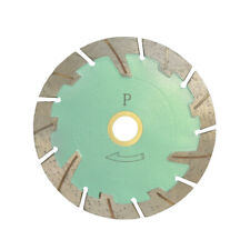 4 12 X 080 X 78 58 Turbo Segmented Wet And Dry Saw Blade 10mm Rim