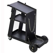 SIP 05700 Three tier welding cart trolley for MIG TIG ARC and Plasma