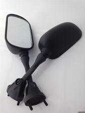 Black Side Racing Mirrors For Kawasaki Ninja 2005-2008 ZX-6R 636 ZX6RR
