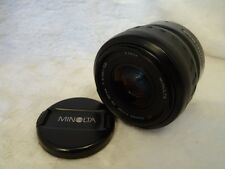 Minolta 35-80mm f4-5.6 Autofocus AF Zoom Lens For Sony Alpha -