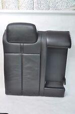 2009 Nissan Altima Sedan Rear RH Back Charcoal Side Seat Seats Trim Leather