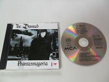 The Damned - Phantasmagoria (CD) Germany Pressing