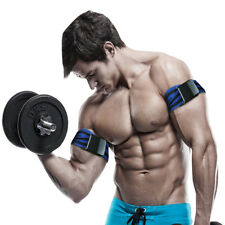 BFR Bands Pro Blood Flow Restriction Occlusion Training Bands - Black/Blue