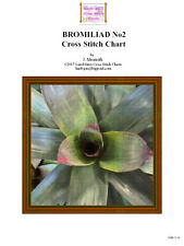 BROMILAID No2 - cross stitch chart