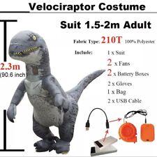 velociraptor Inflatable Costume