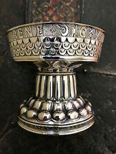 sterling silver Henry VIII beaker