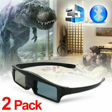 More details for 2x 3d glasses rf for epson projector tw7000,6700,5300,5210,9400 and 3dtv uk ship