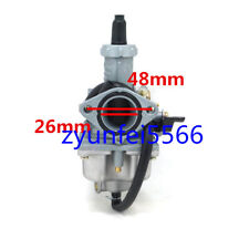 CG125 Motorcycle Carb PZ26 110 125CC Motocross Dirt Pit Bike ATV Carburetor 26MM