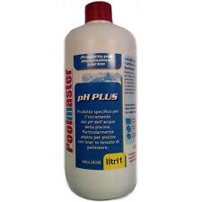 REGOLATORE PH PLUS 1 Lt. POOLMASTER NEW PLAST - Piscina bromo cloro - 3004