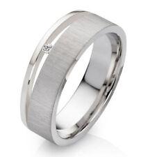 Beschichtete Echtschmuck-Ringe im Band-Stil für Damen