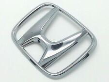 Genuine Oem Front Chrome H 75700tr0000 Emblem For Civic Sedan Coupe 2012 2105 Fits 2012 Honda Civic