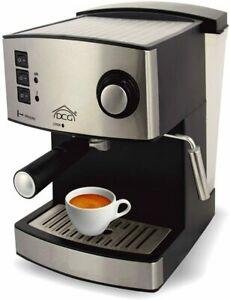 MACCHINA CAFFE POLVERE MANUALE PER ESPRESSO PROFESSIONALE VINTAGE CAPPUCCINO DCG