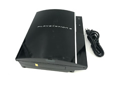 SONY PS3 Playstation 3 80GB Model - CECHK01 120V Game Console Black#2304