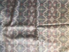 Woven silk fabric batik style 3m x 110cm
