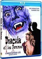 Dracula et les femmes BLU RAY NEUF SANS BLISTER Film d'horreur - Christopher Lee