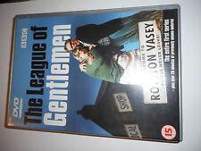THE LEAGUE OF GENTLEMEN DVD BBC SERIES
