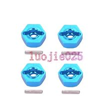 4PCS 5.0 12mm Wheel HEX Mount & Pin For HSP RC 1:10 Car Part 02100 122042 102042
