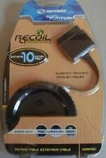 NEW 10 FT for Original XBOX  Retractable Recoil Controller Extension Cable