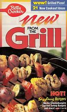 NEW FROM THE GRILL BETTY CROCKER COOKBOOK JUNE 1993 #81 NACHO CHEESEBURGERS MORE