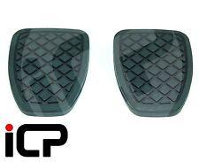 Rx Rs 2X Pedale Freno e Frizione Pastiglia per Impreza DL Gl GL10
